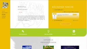 WiKiMu - Website-Relaunch by zacweb.net